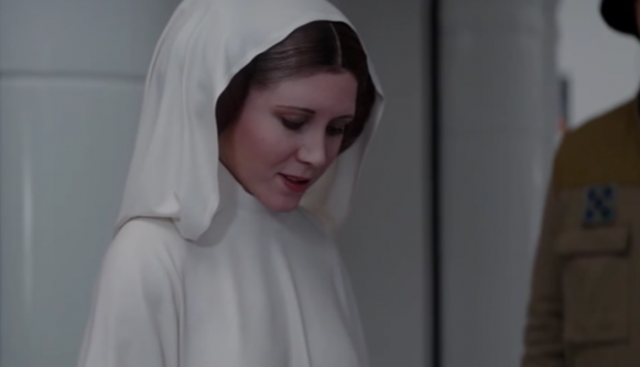 CarrieFisher-RogueOne