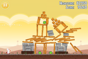 Angry Birds: No Call of Duty